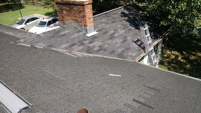 Completed Projects Davis Brothers Roofing
