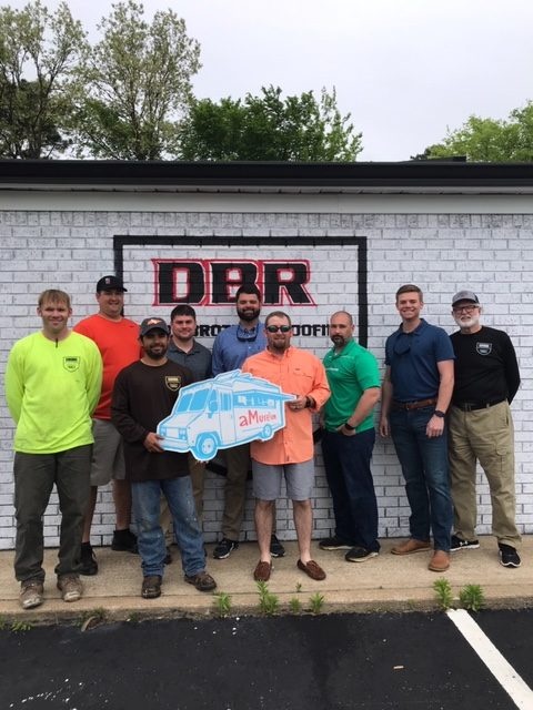 Davis Bros Roofing Team Picture